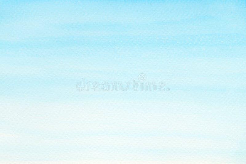 Fuzileiro naval ou fundo da suficiência do inclinação da aquarela dos azuis marinhos Manchas do Watercolour Molde pintado sumário ilustração do vetor