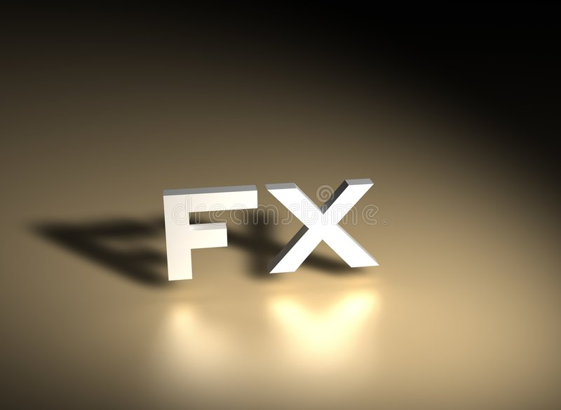 FX het Pictogram van gevolgen vector illustratie
