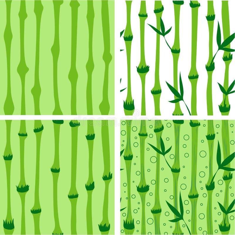 fyra variationer stock illustrationer