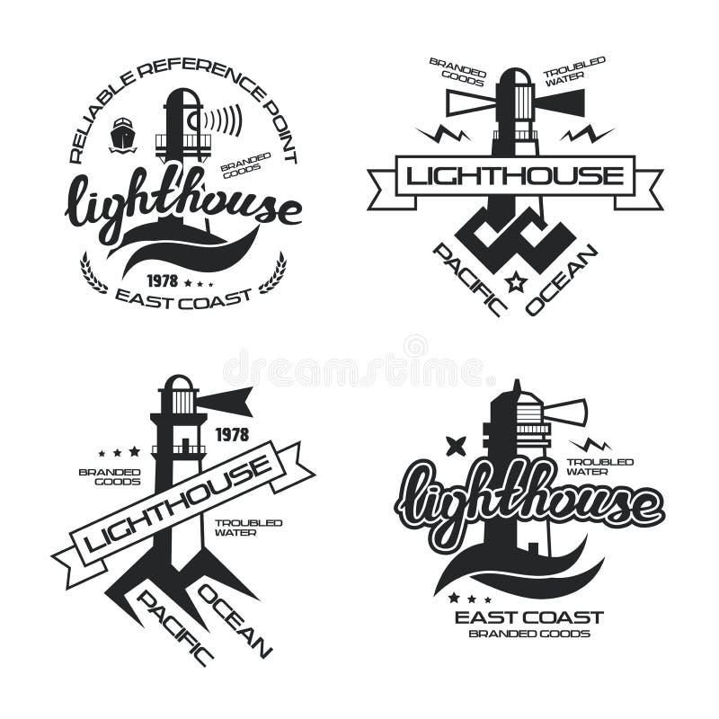 Fyremblem för t-skjorta royaltyfri illustrationer