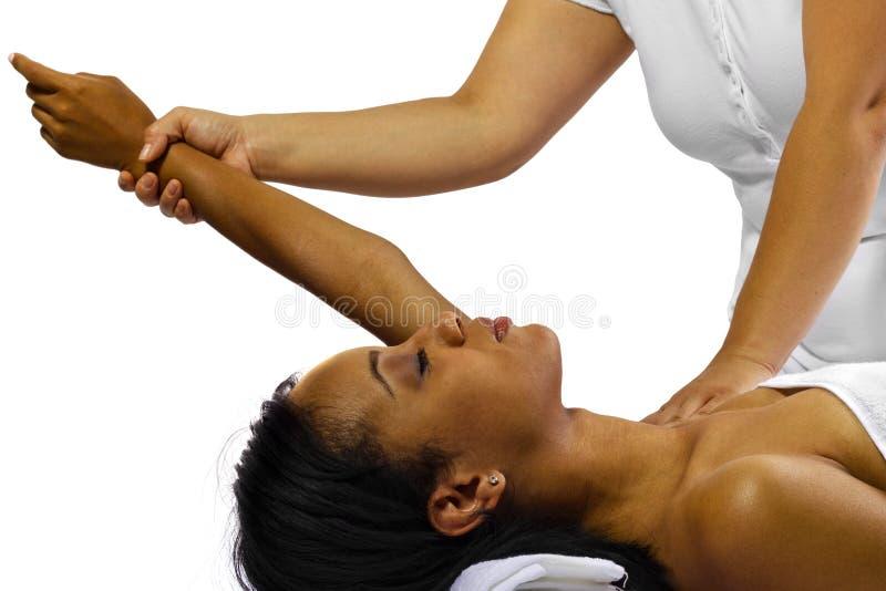 Fysieke Therapie stock afbeeldingen