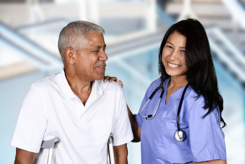 Fysieke Therapie royalty-vrije stock afbeeldingen