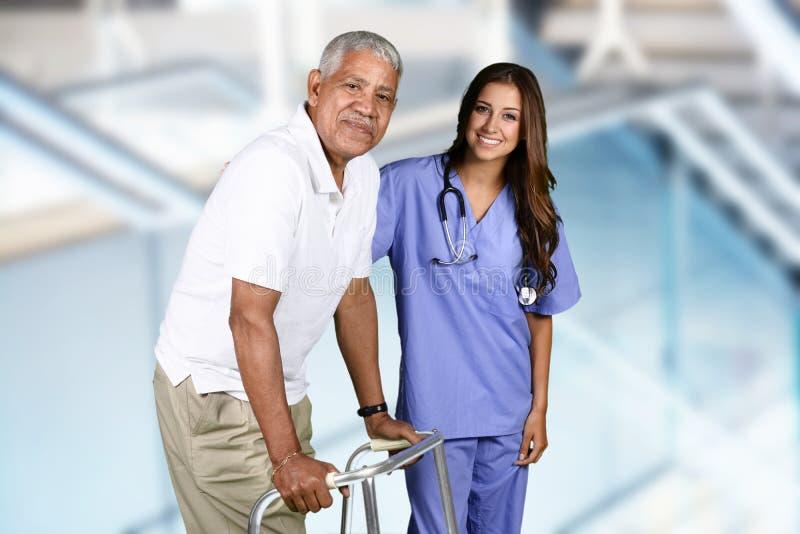 Fysieke Therapie royalty-vrije stock afbeelding