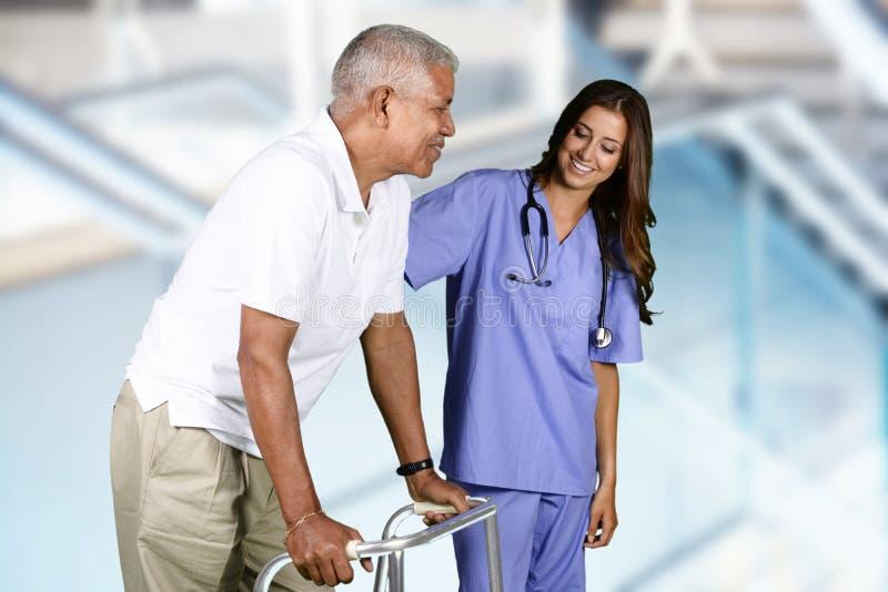 Fysieke Therapie stock fotografie