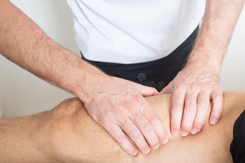 fysiotherapie royalty-vrije stock fotografie