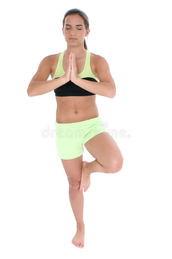 fysisk wellness royaltyfri foto