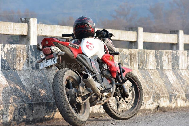 Fzs v2 de Yamaha fotografia de stock royalty free