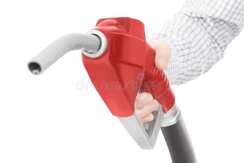 Gás, óleo  fotos de stock royalty free