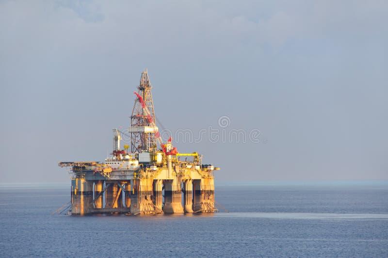 Gás & plataforma petrolífera fotos de stock