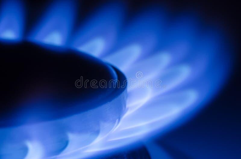 Gás natural imagens de stock royalty free