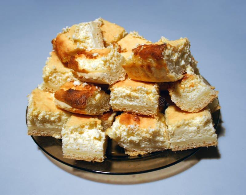 Download Gâteau au fromage image stock. Image du carbohydrates, assiette - 57585