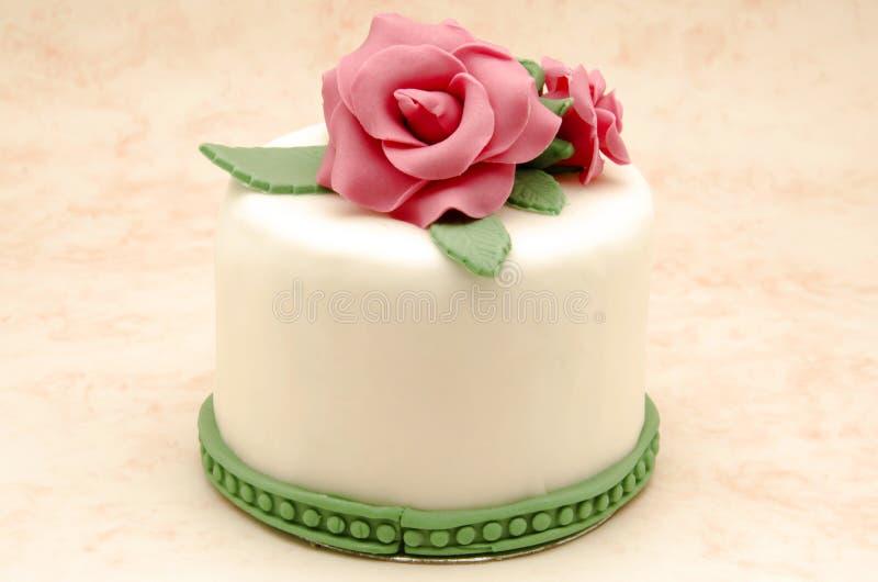 Gâteau décoré photos libres de droits