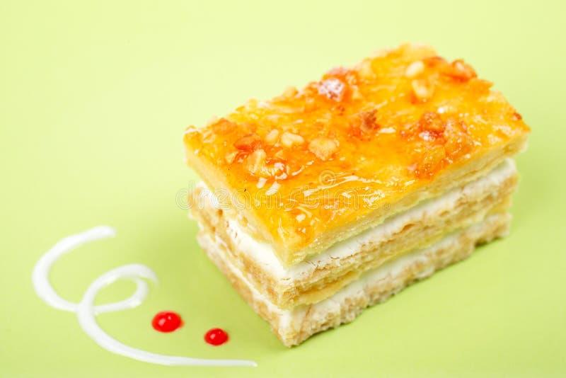 Gâteau délicieux photos libres de droits