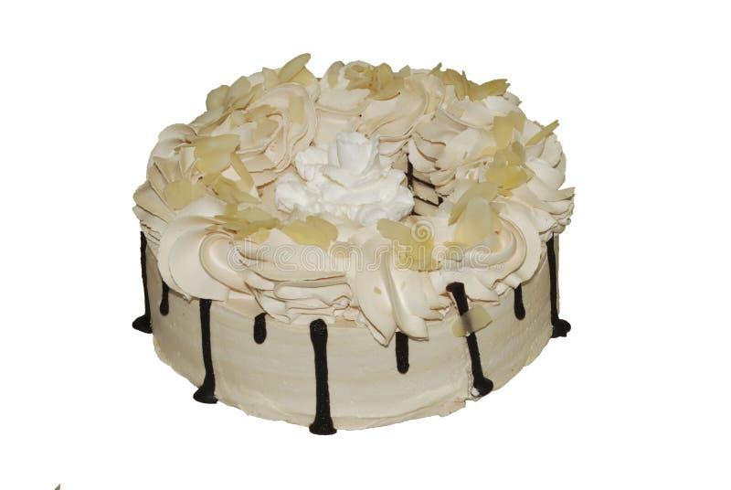 Gâteau délicieux avec le goût de café et de lait photo libre de droits