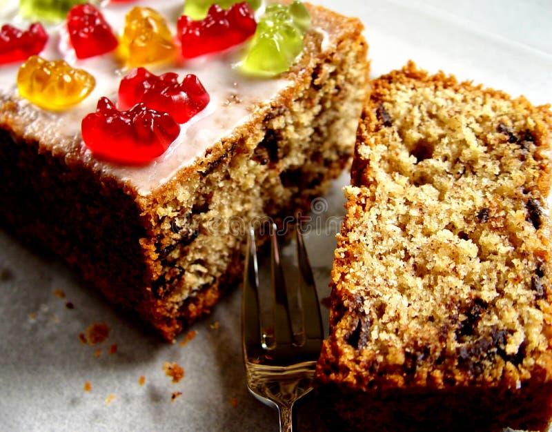 Gâteau De Choco Photographie stock libre de droits