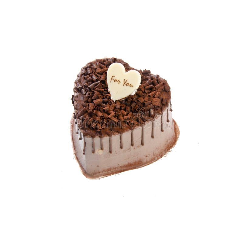 Gâteau, gâteau de glace sur le fond photo stock