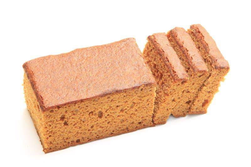 Gâteau de miel photographie stock libre de droits