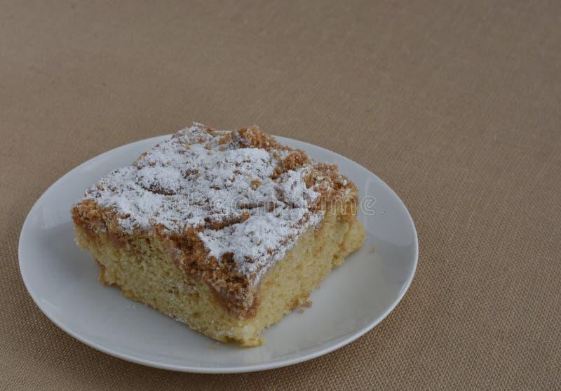 Gâteau de miette images stock