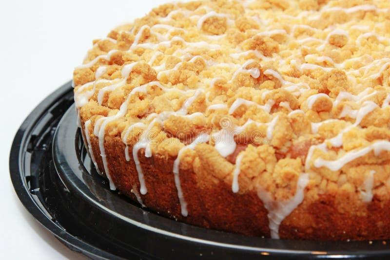 Gâteau de miette images libres de droits