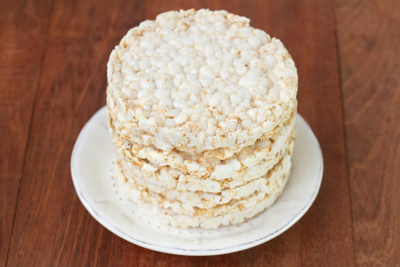 Gâteau de riz photos stock