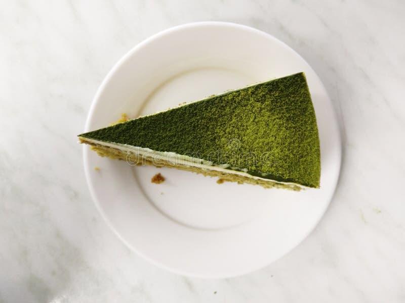 Gâteau de thé photos libres de droits