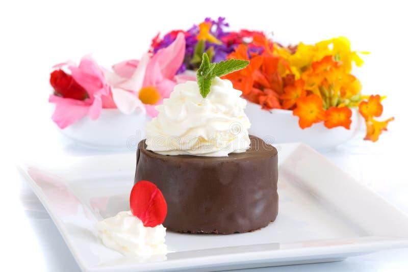 Gâteau doux photos libres de droits