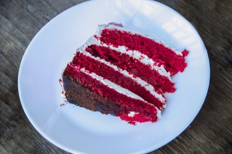 Gâteau fait main photographie stock