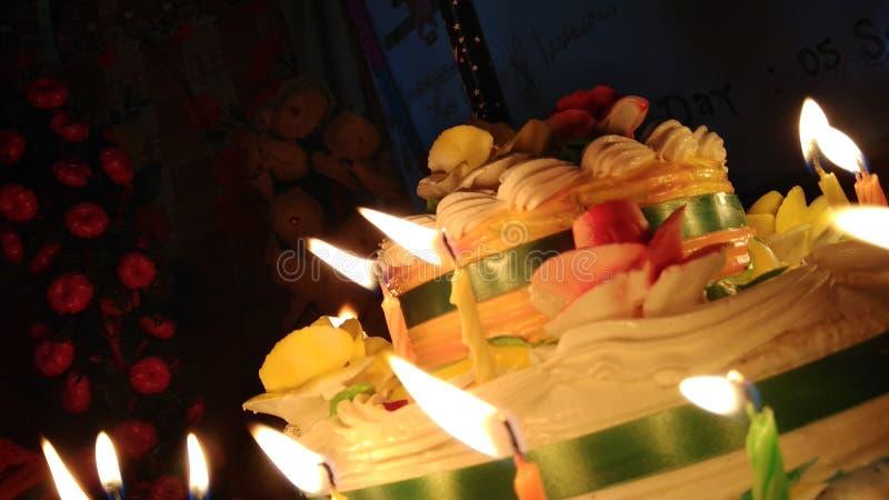 Gâteau spécial photos stock