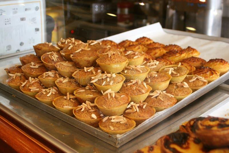 Download Gâteaux photo stock. Image du bonbons, tartes, engraissement - 726160