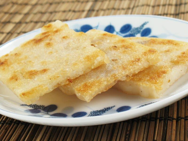 Gâteaux croustillants de taro images stock