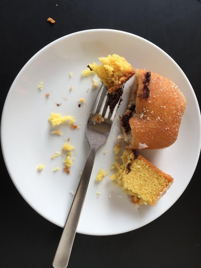 Gâteaux délicieux image stock