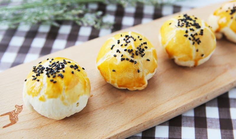 Gâteaux d'ananas image libre de droits