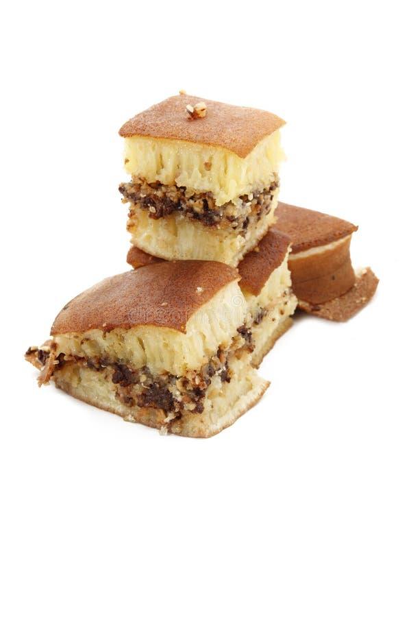 Gâteaux doux d'arachide photos stock