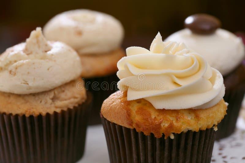 Gâteaux gastronomes image libre de droits