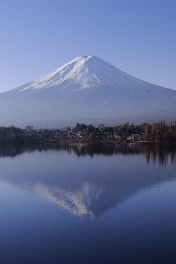 Góra Fuji - ikonowy Japonia zdjęcia stock