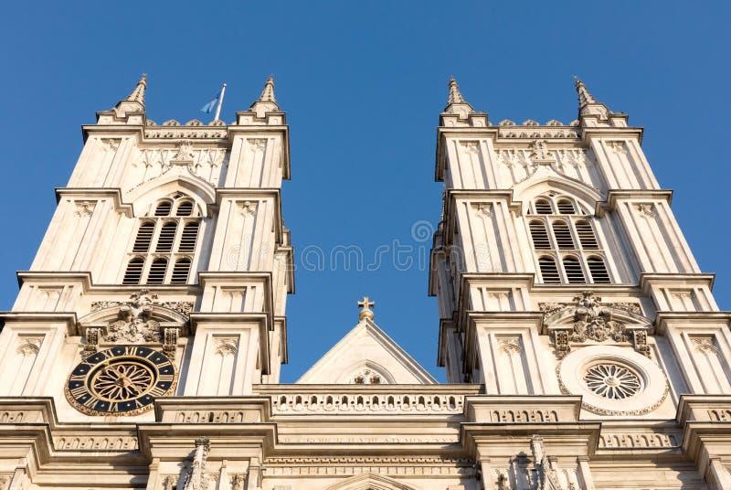 Góruje opactwo abbey zakładający Benedyktyńskimi michaelitami w 960AD, Westminister, Londyn obrazy stock