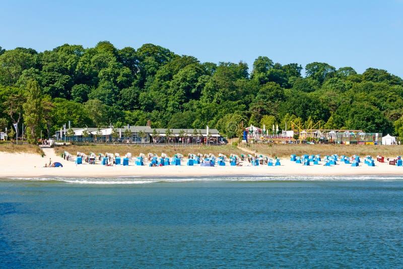 Göhren-Strand, RÃ-¼ GEN stockbilder