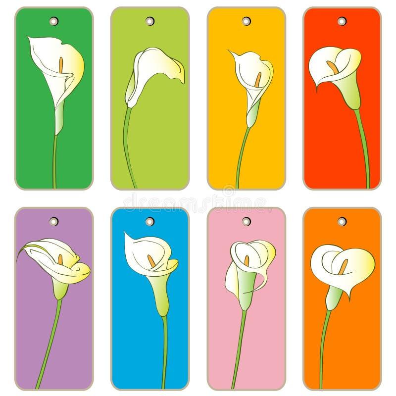 Gänseblümchenblumenstraußmuster lizenzfreie abbildung