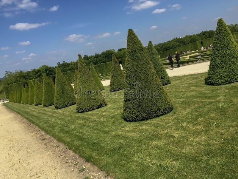 Gärten von Versailles lizenzfreie stockfotografie