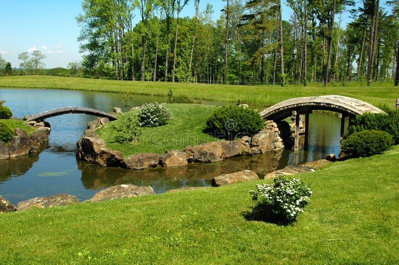 Download Gå för broar fotografering för bildbyråer. Bild av sceniskt - 283413