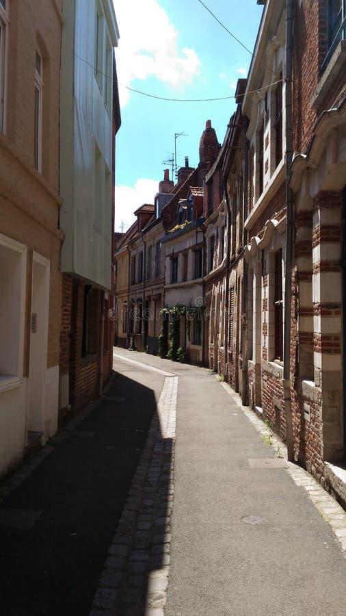 Gå i Lille royaltyfria foton