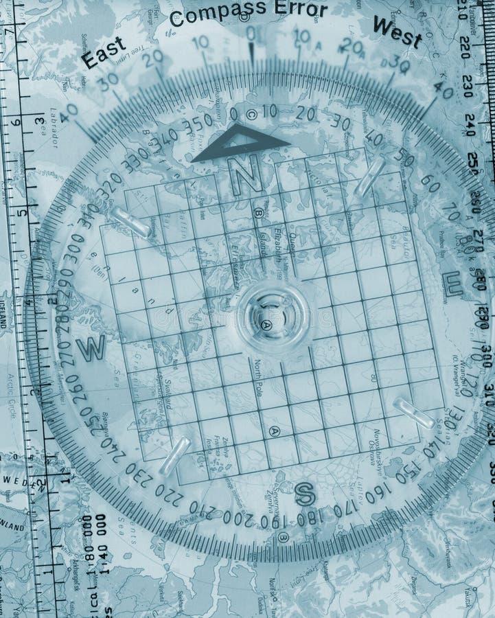 Download Gå var dig arkivfoto. Bild av lopp, täppa, kompass, segling - 42686
