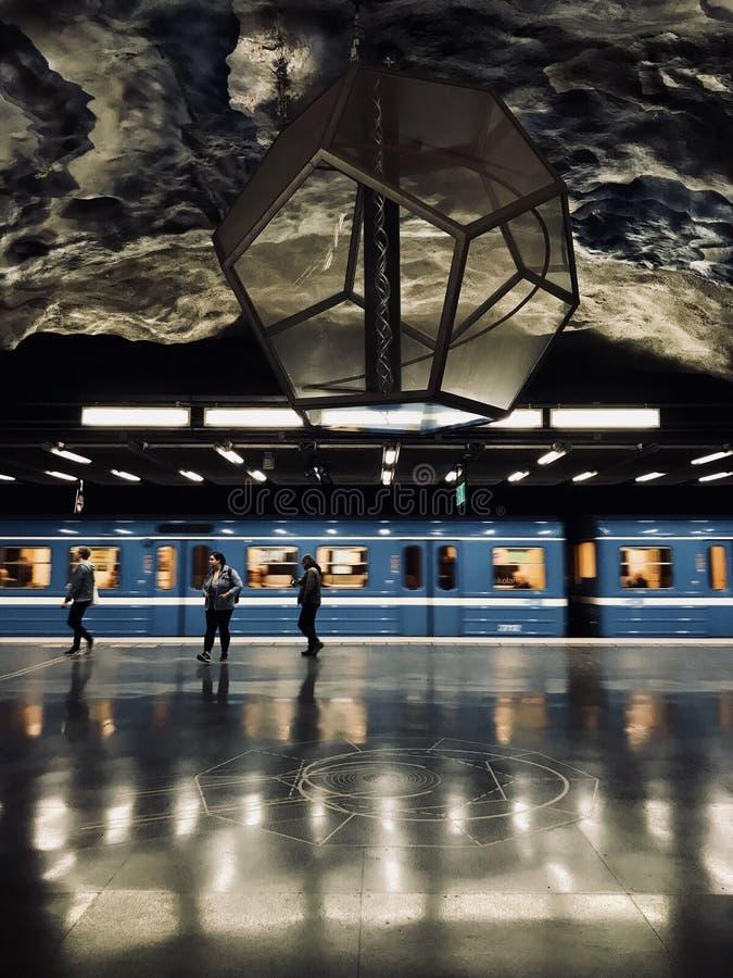 gångtunnel arkivfoton
