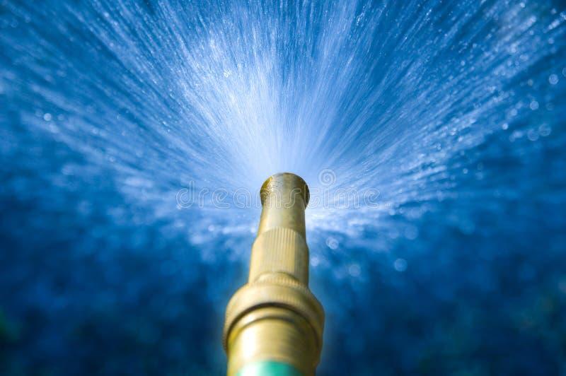 gåvalivstidsvatten fotografering för bildbyråer