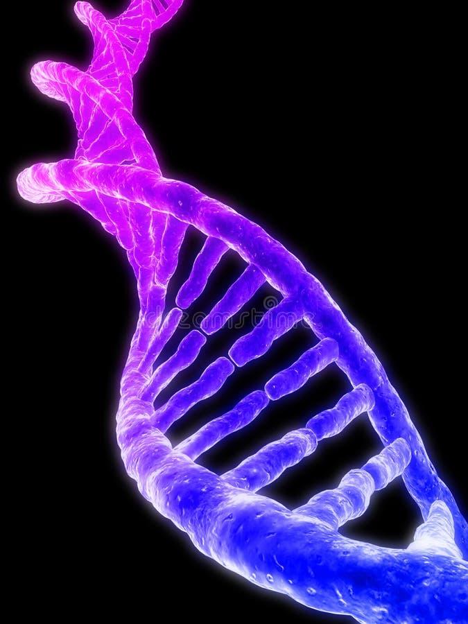 gène 3d illustration de vecteur