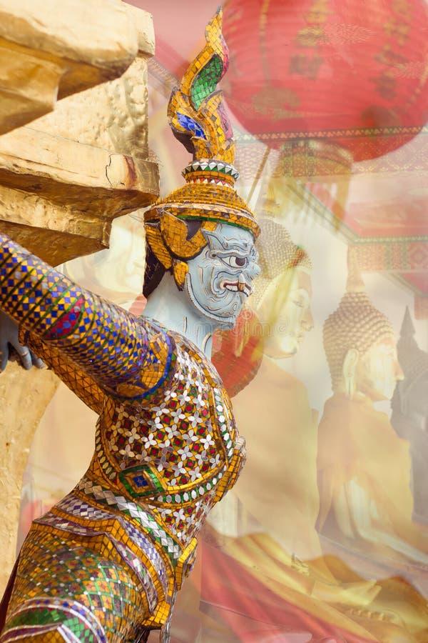 Géant, Thaïlande images libres de droits