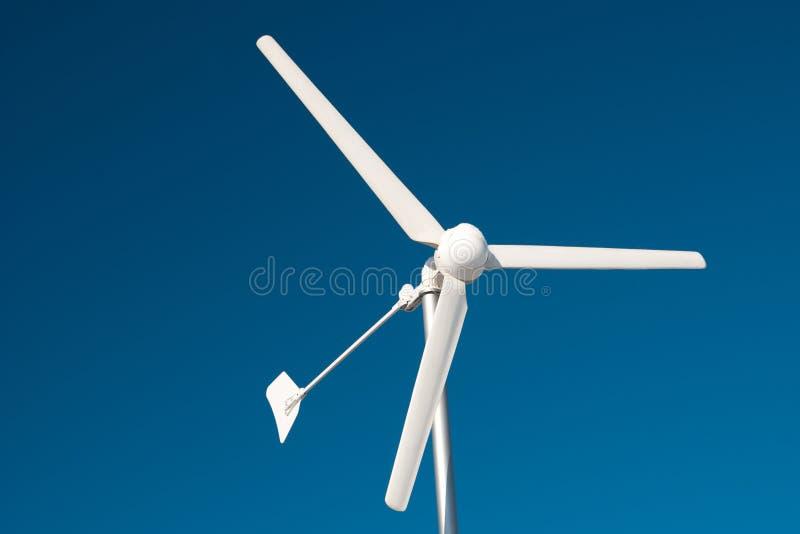 Générateur éolien image libre de droits