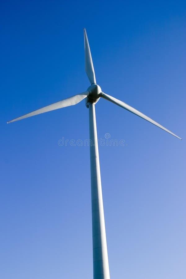 Générateur d'énergie éolienne images stock