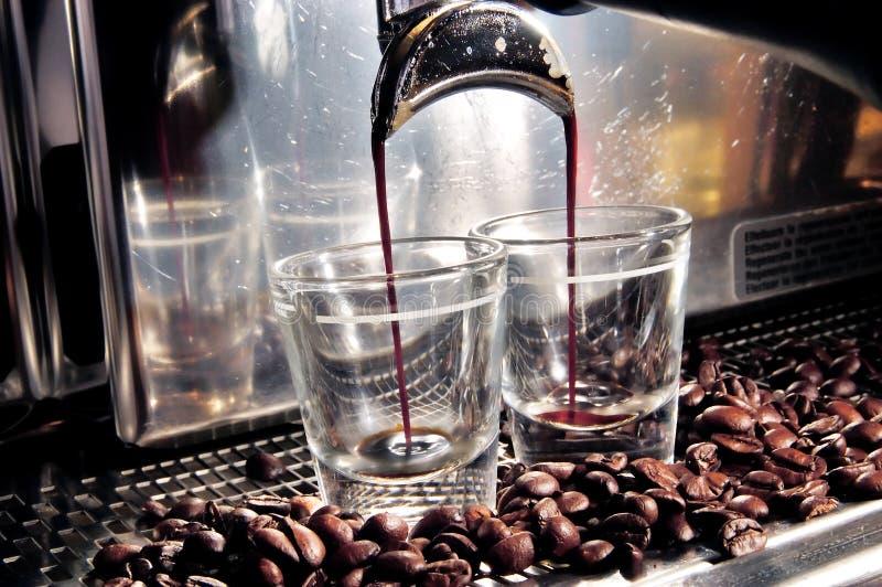 Générateur de café photos stock