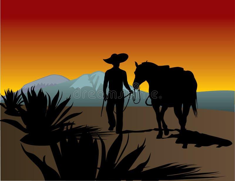 Générateur de Tequila avec le chapeau